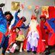 Sinterklaas gaat graag op de foto met alle brave kinderen op DEINZESHOPPING.
