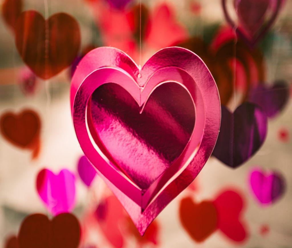Aan wie geef jij je hart op Valentijn?