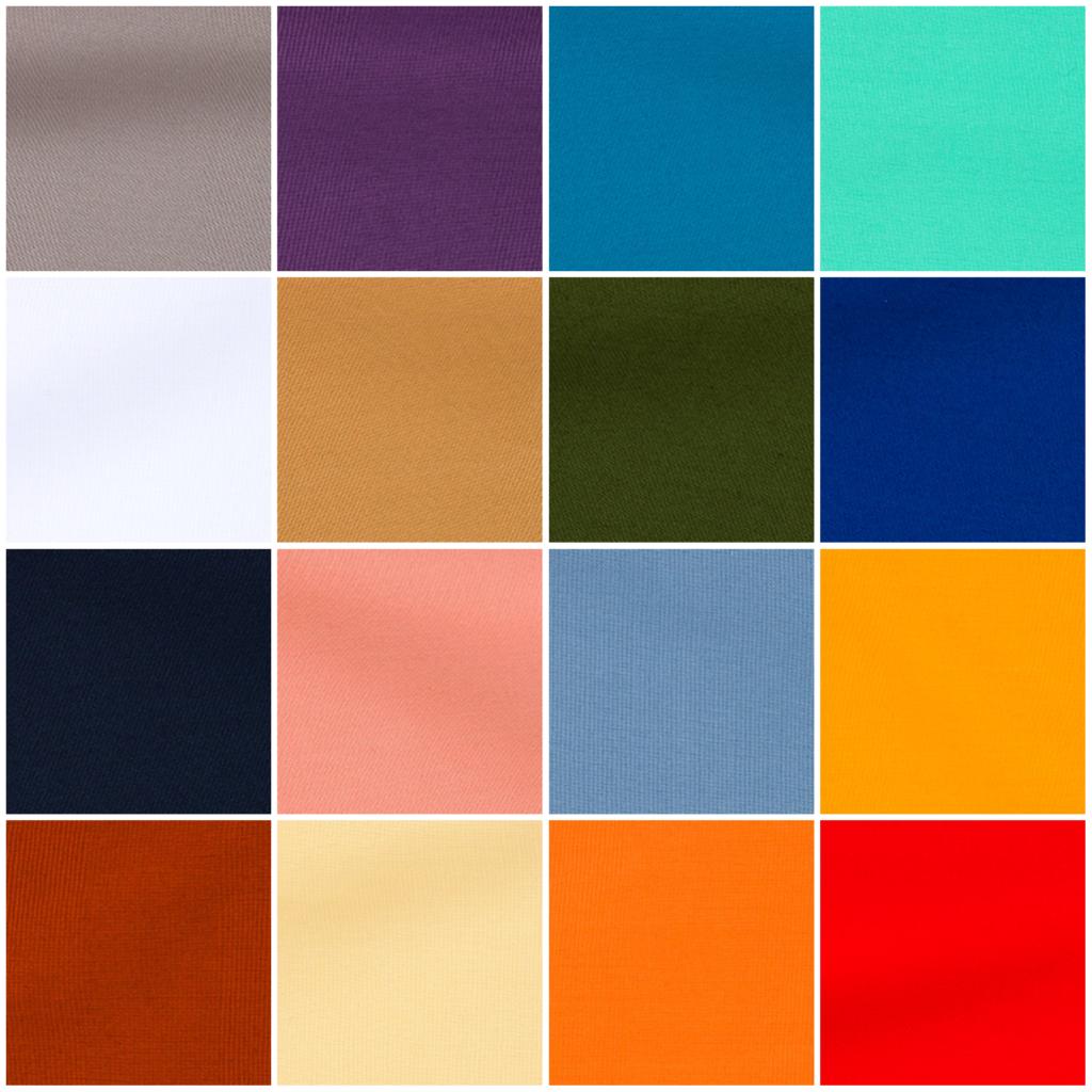 De kleuren voor de lente /zomer 2020