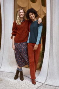 Trend 6: cosy knits